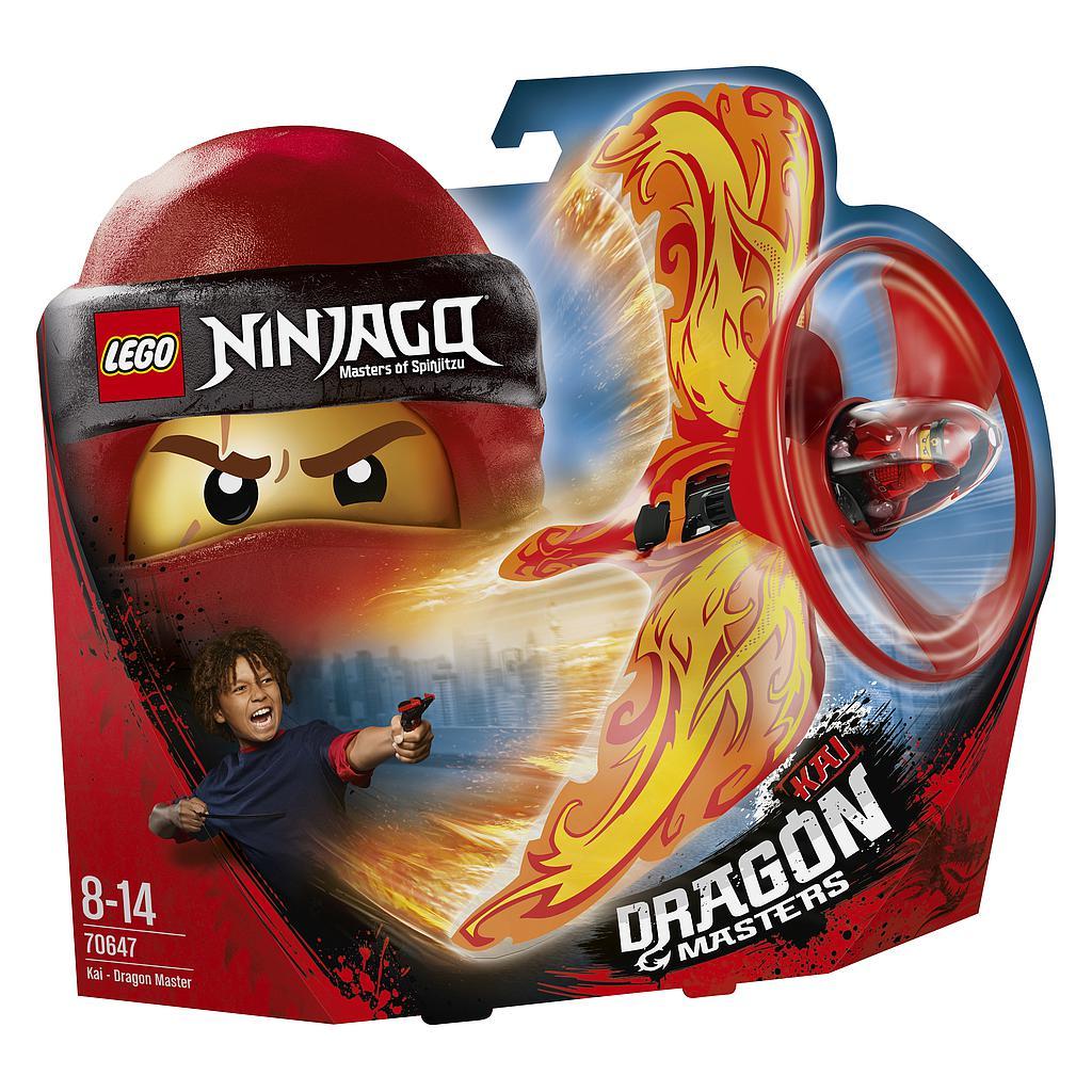 LEGO Ninjago Kai-draakoni isan..