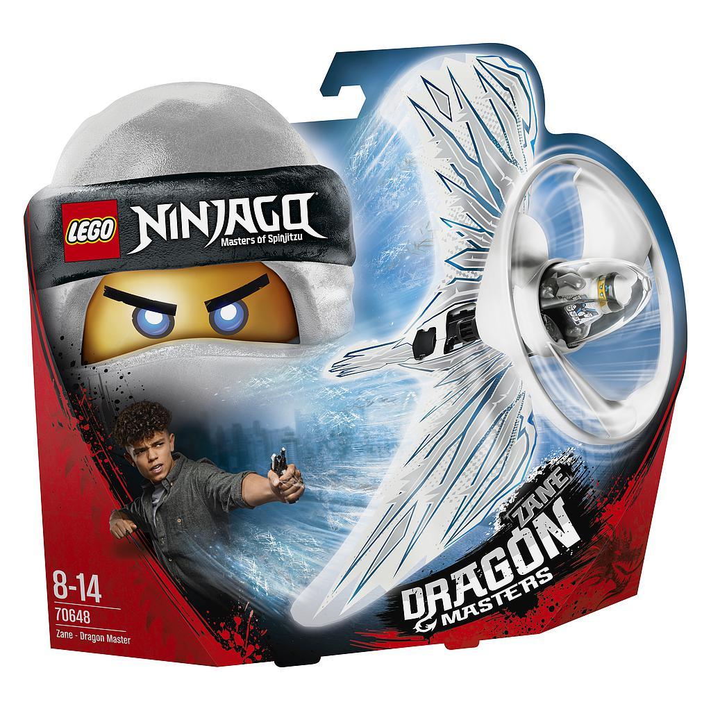 LEGO Ninjago Zane-draakoni isand