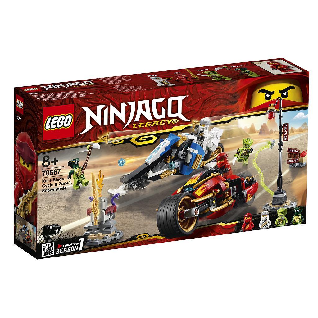 LEGO Ninjago Kai teravikratas ..