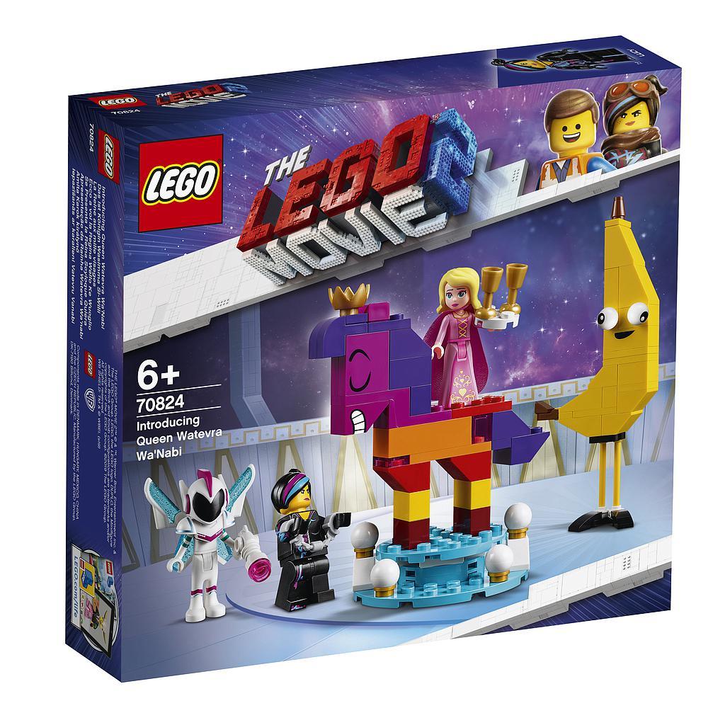 LEGO Movie Tutvustame kuningan..