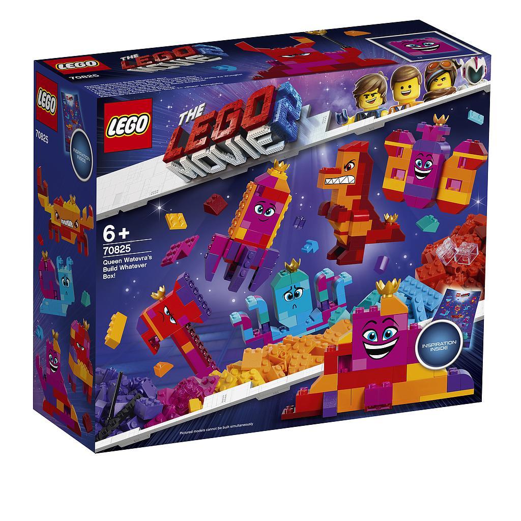 LEGO Movie Kuninganna Watevra