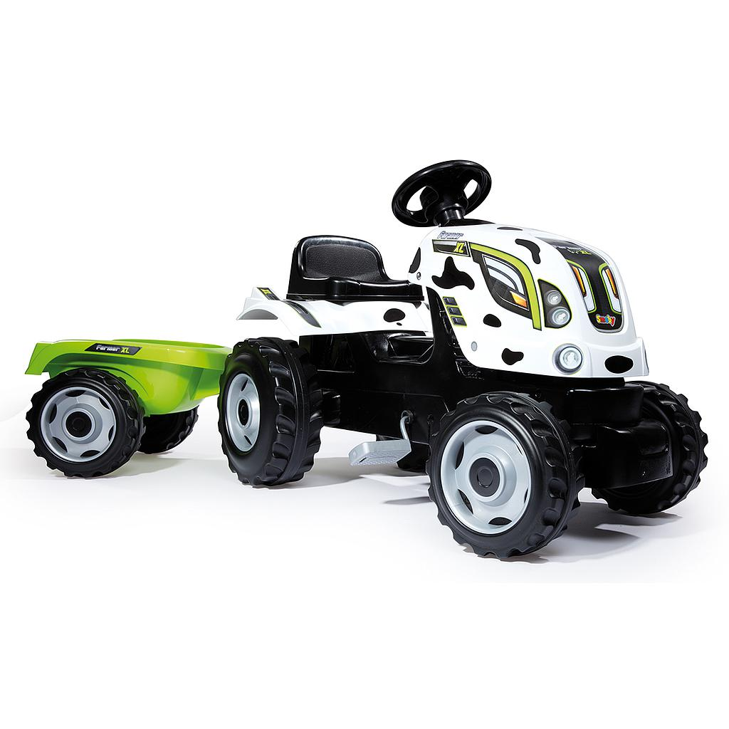 Smoby traktor Farmer XL +käru