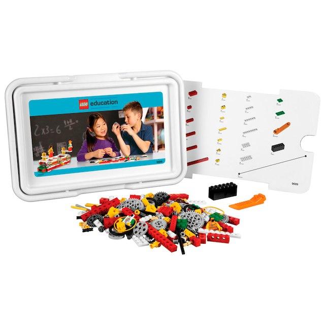 LEGO Education Lihtsad masinad