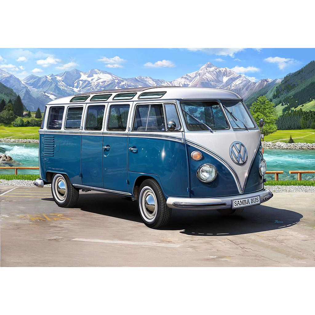 Revell Volkswagen T1 Samba B..
