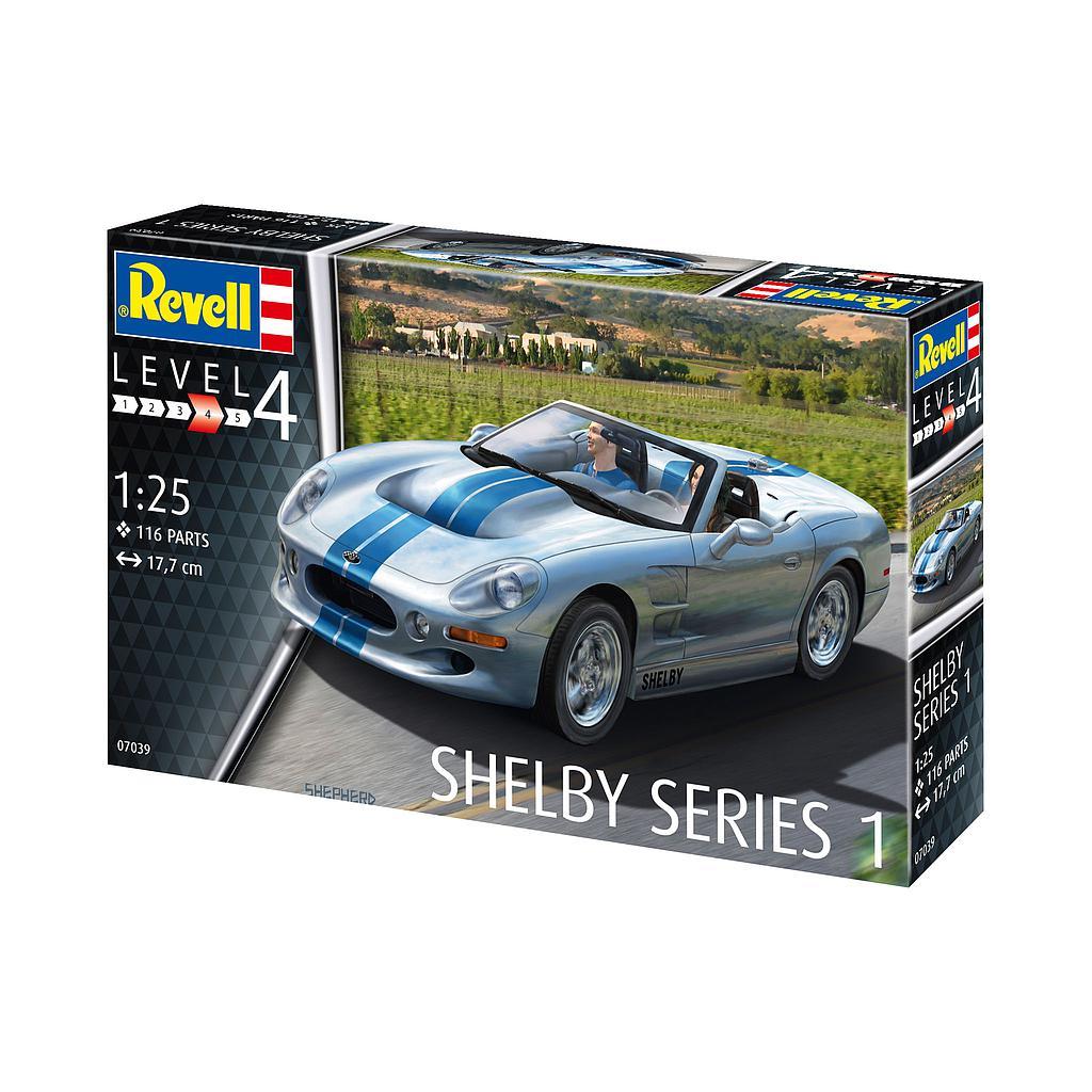 Revell Shelby Series I 1:25