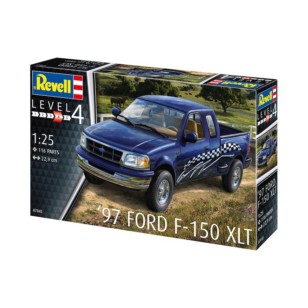 Revell '97 Ford F-150 XLT 1:25