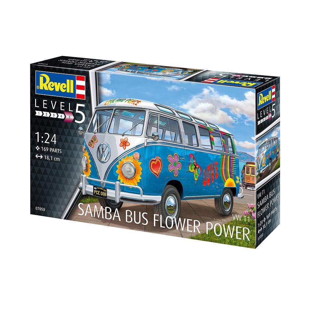 Revell liimitav mudel Samba T1..