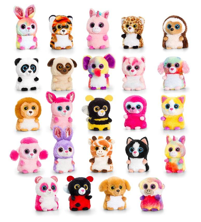 Keel Toys  Animotsu Mini Motsu 10 cm.