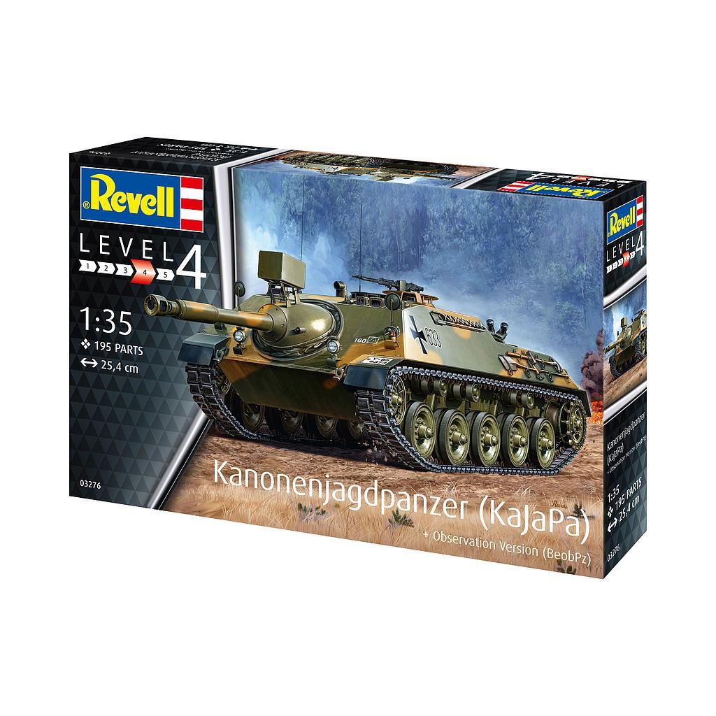 Revell Kanonenjagdpanzer + Observation V..