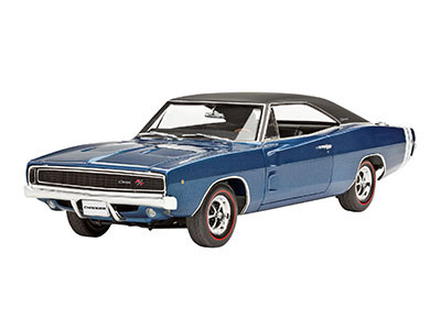 Revell 1968 Dodge Charger R/..