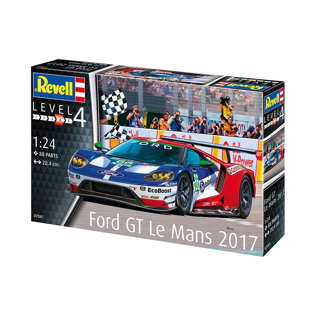 Revell Ford GT Le Mans 2017 ..