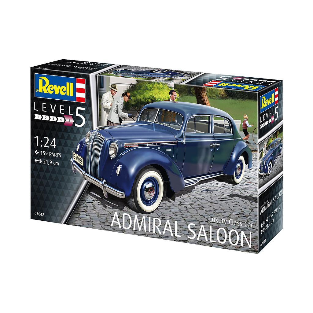 Revell Luxury Class Car Admira..