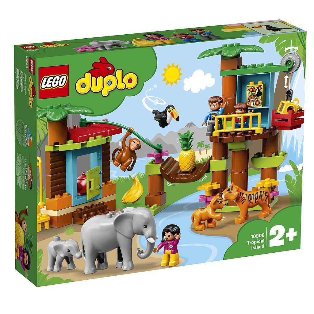 LEGO DUPLO Troopiline saar