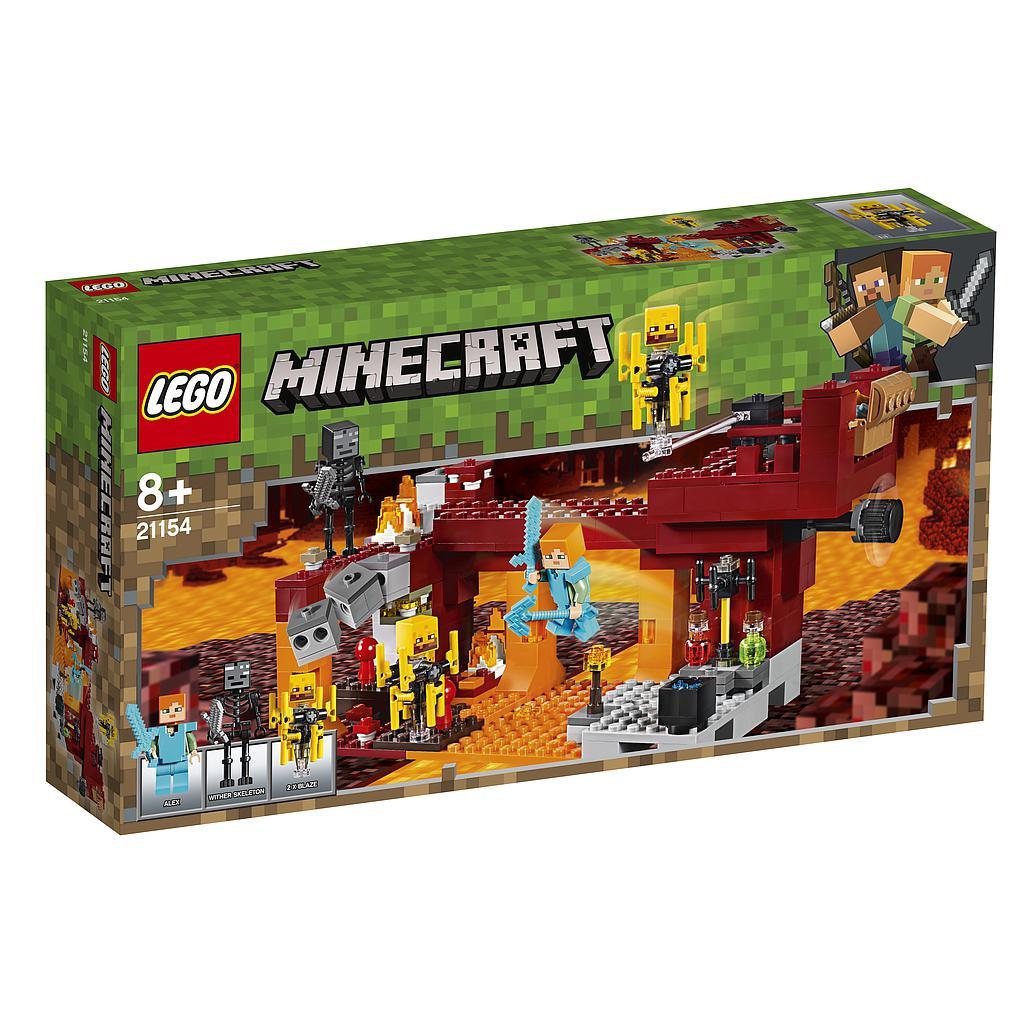 LEGO Minecraft Leegisild