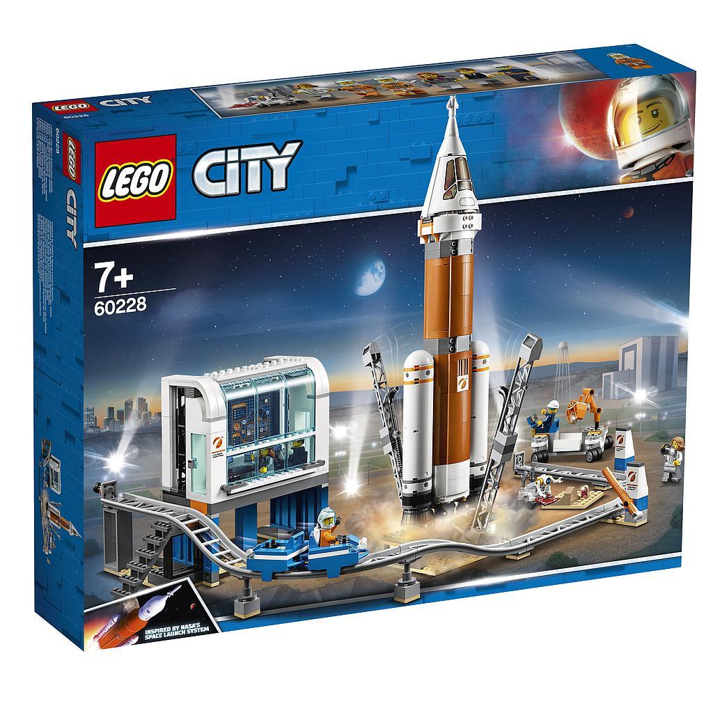 LEGO City Süvakosmoserake..