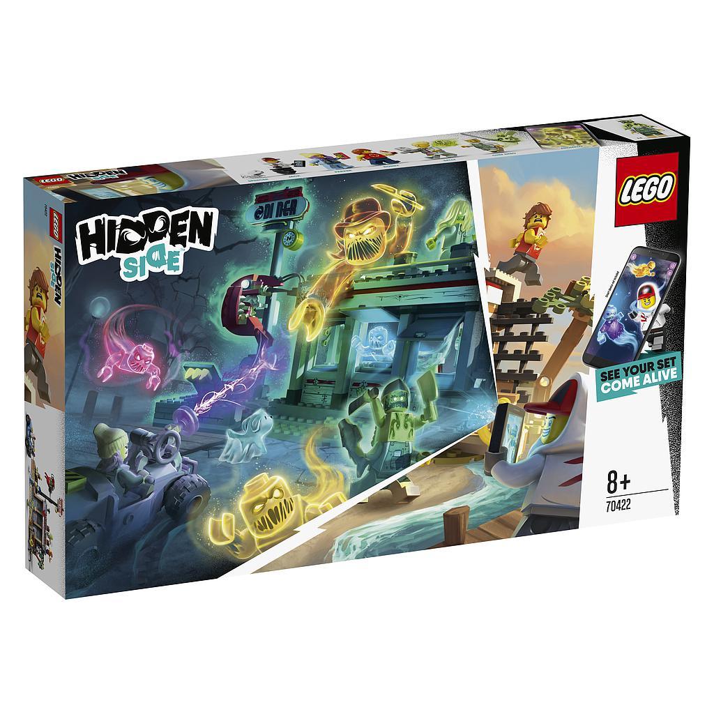LEGO Hidden Side Krevetirü..