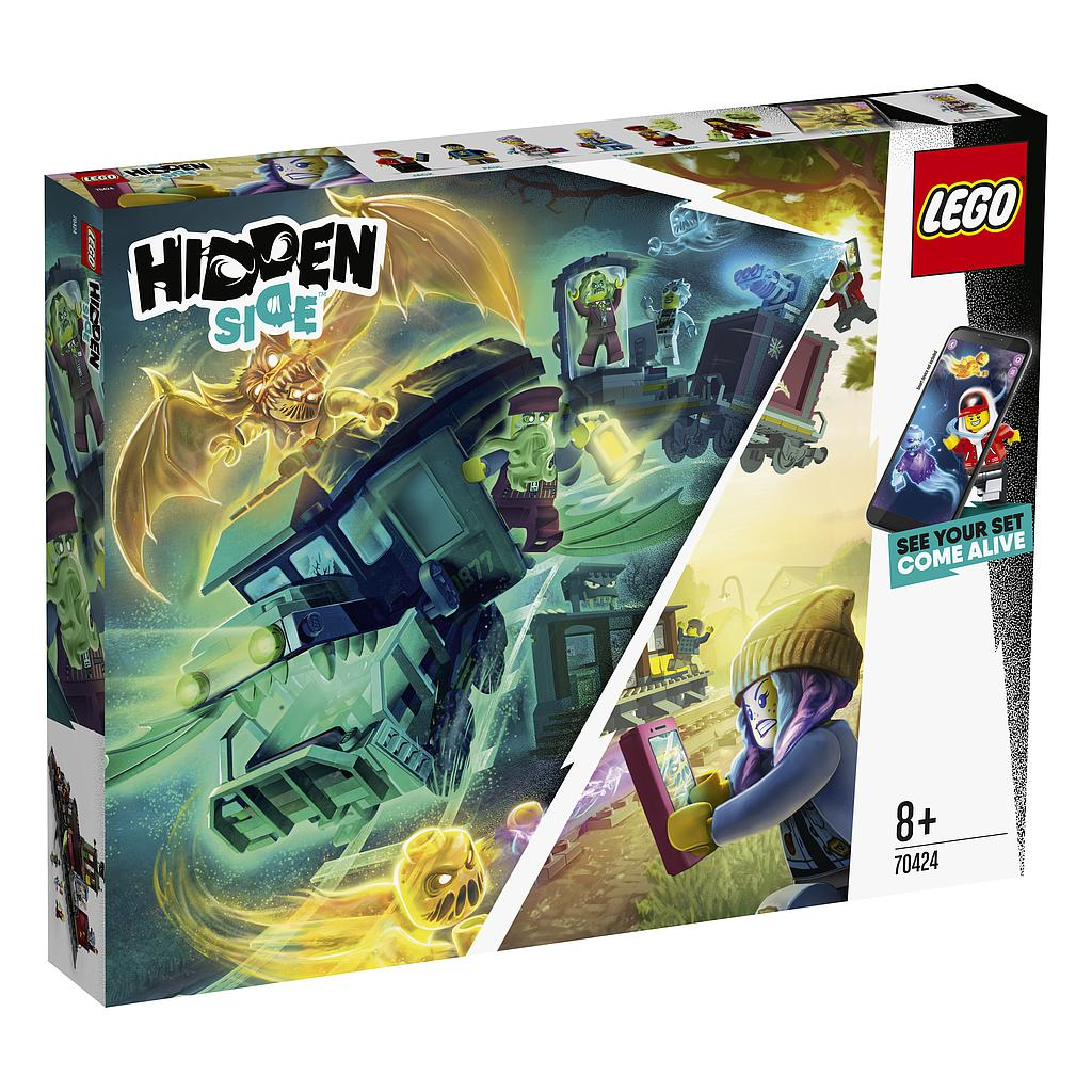 LEGO Hidden Side Kummitav kiir..