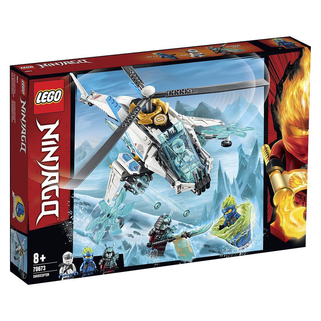 LEGO Ninjago ShuriKopter
