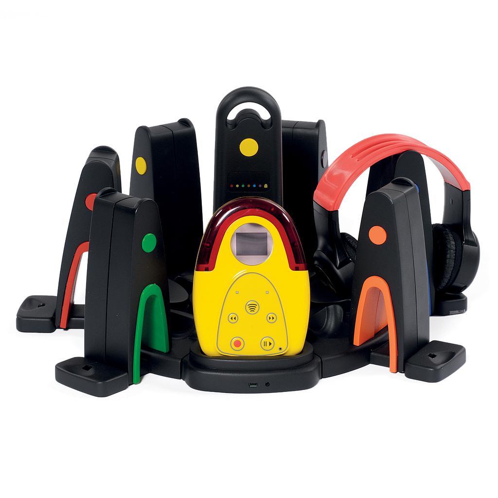 TTS Easi-Ears digitaalne helisüsteem