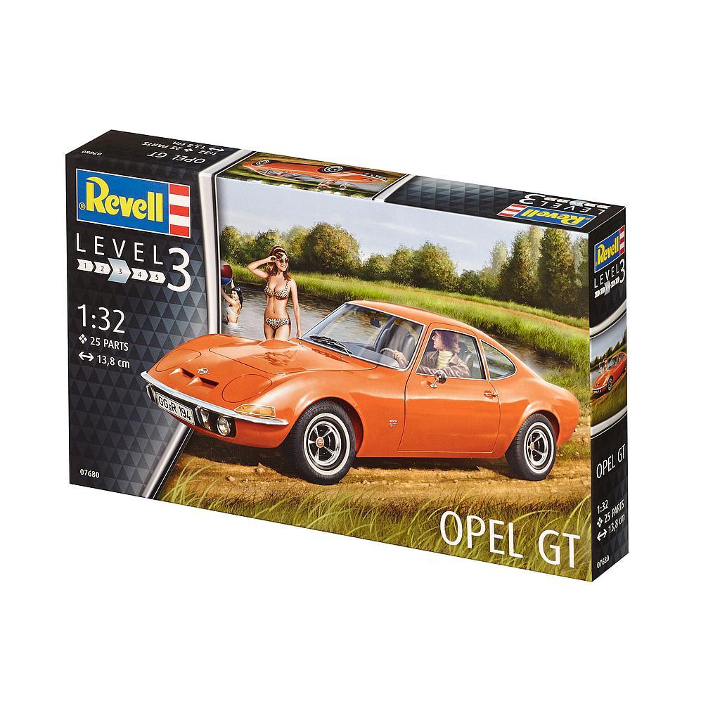 Revell Opel GT 1:32