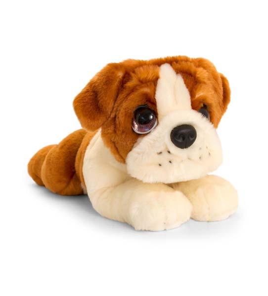 Keel Toys koer Buldog 32 cm