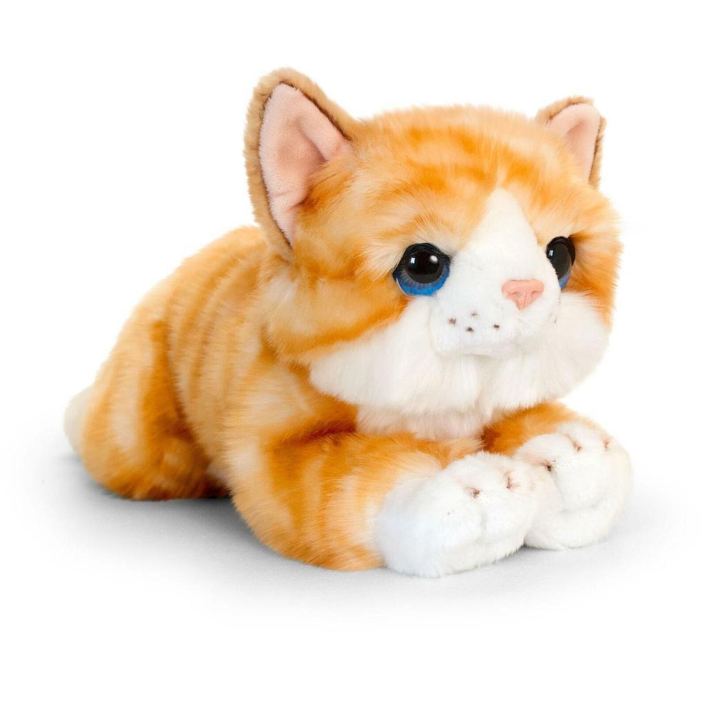 Keel Toys kass punane 32 cm