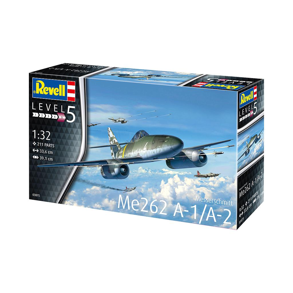Revell Me262 A-1 Jetfighter 1:32