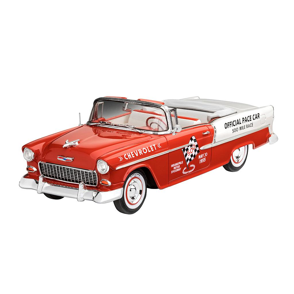 Revell 55 Chevy Indy Pace Car 1:25