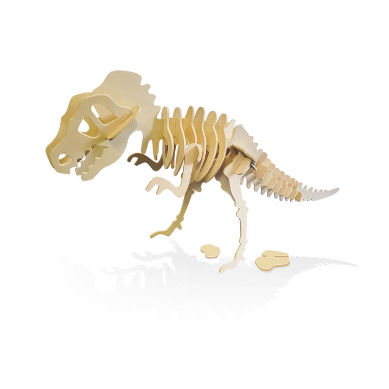 Buki 3D Mega dinosaurus