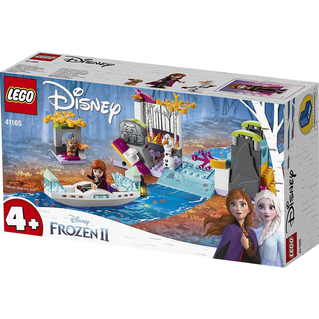 LEGO Disney Princess Anna kanu..
