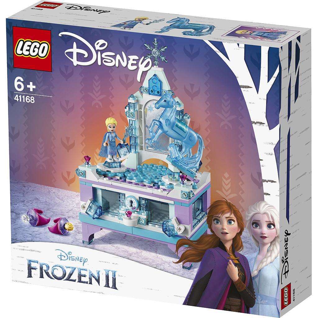 LEGO Disney Princess Elsa ehte..
