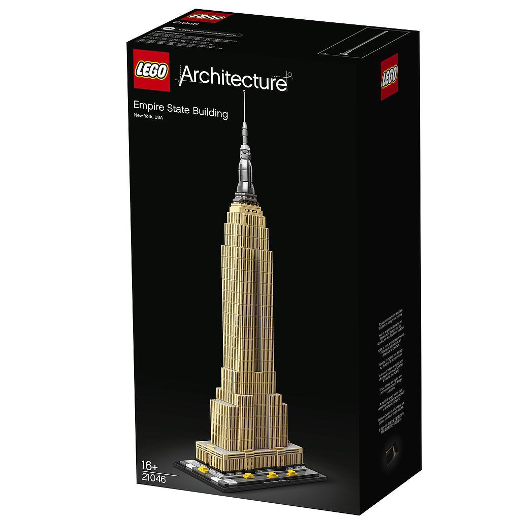 LEGO Architecture Empire State..