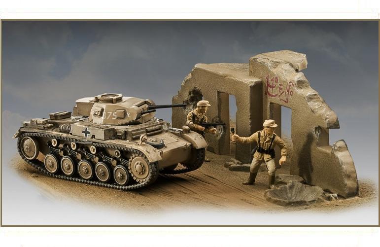 Revell Panzer II Ausf. F  1:76
