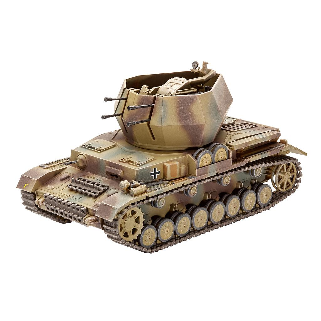 Revell Flakpanzer IV Wirbelwind 1:72