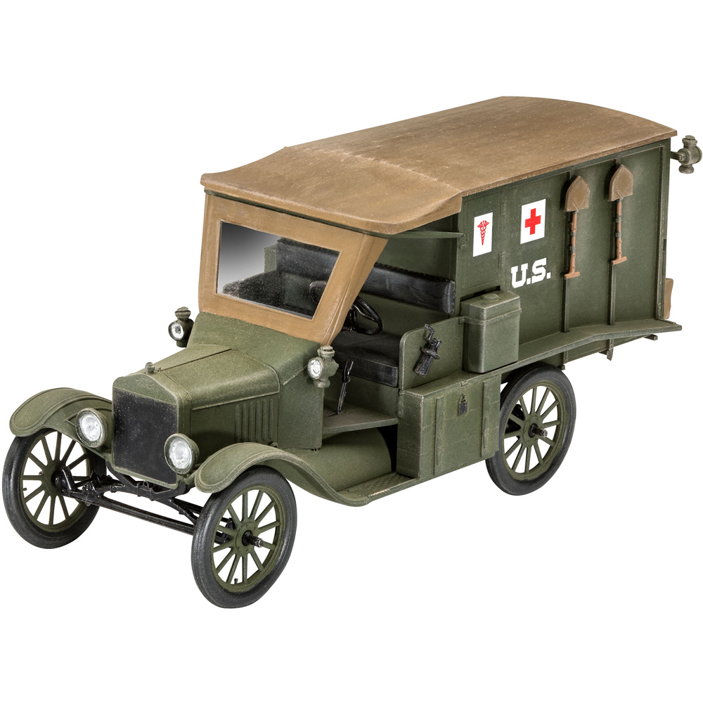 Revelli Model T  1917 Ambulanc..