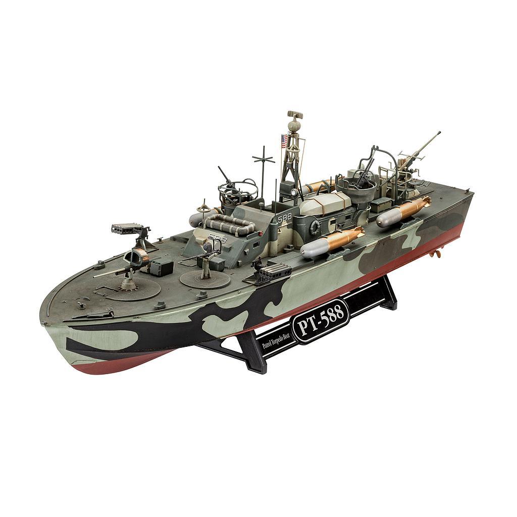 Revelli Patrol Torpedo Boat PT..
