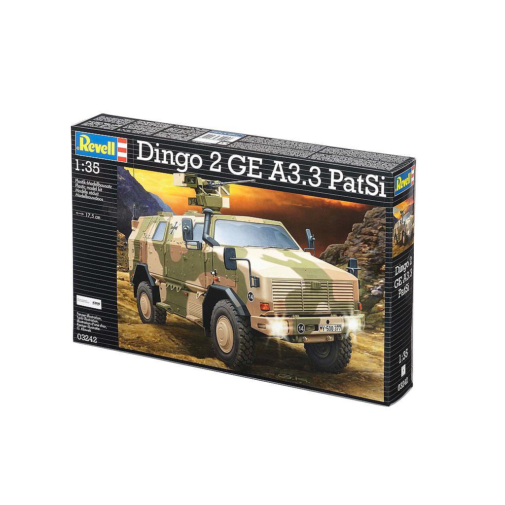 Revell Dingo 2 GE A3.3 PatSi 1:35