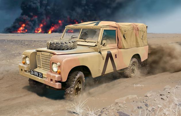 Revell British 4x4 O..