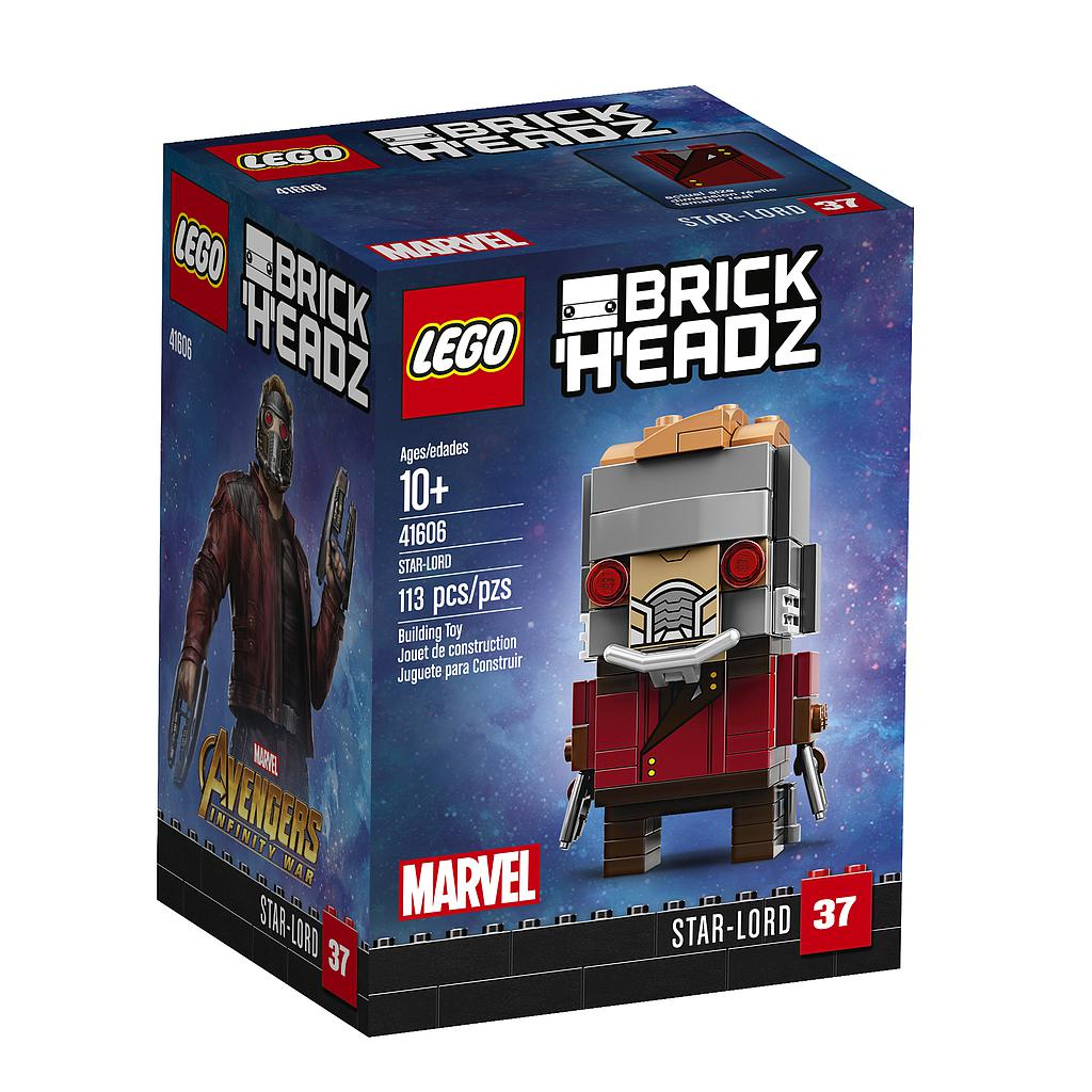 LEGO BrickHeadz Star-Lord