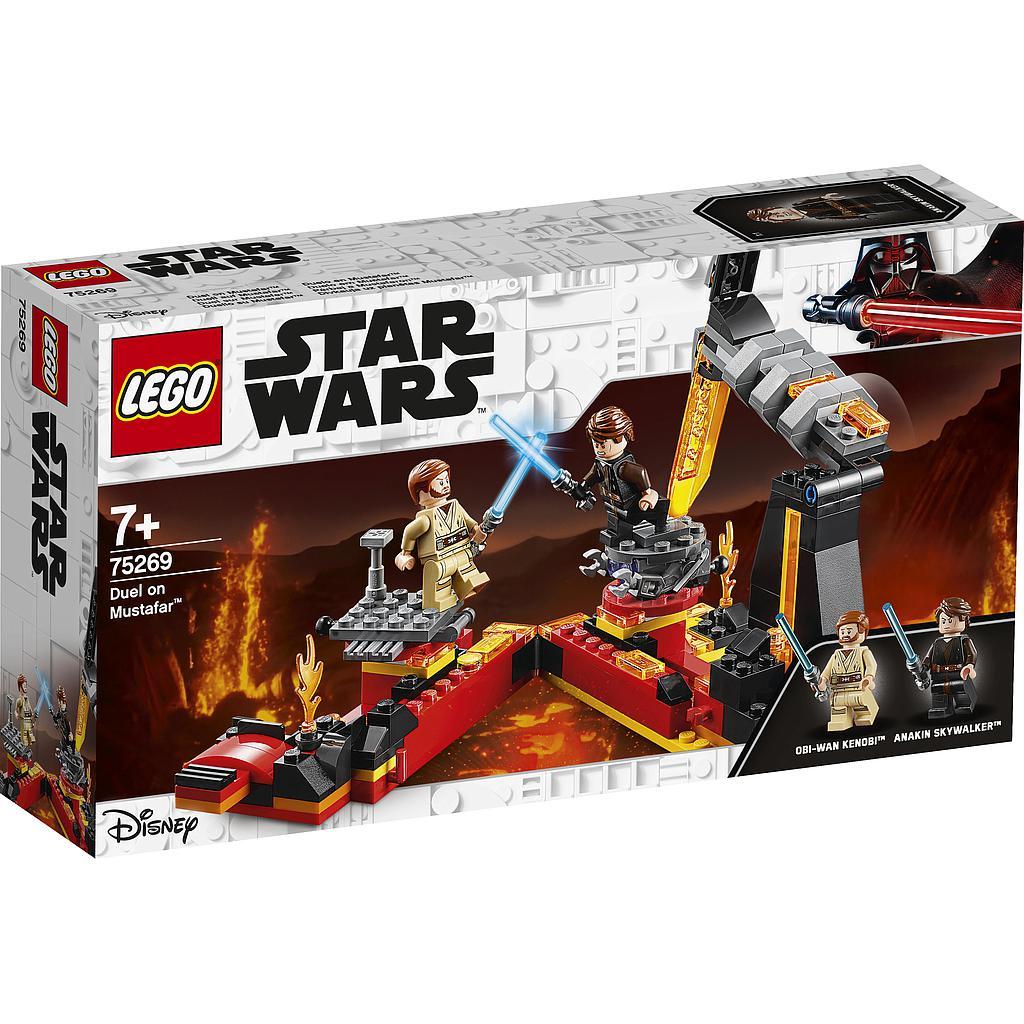 LEGO Star Wars Duell Mustafari..