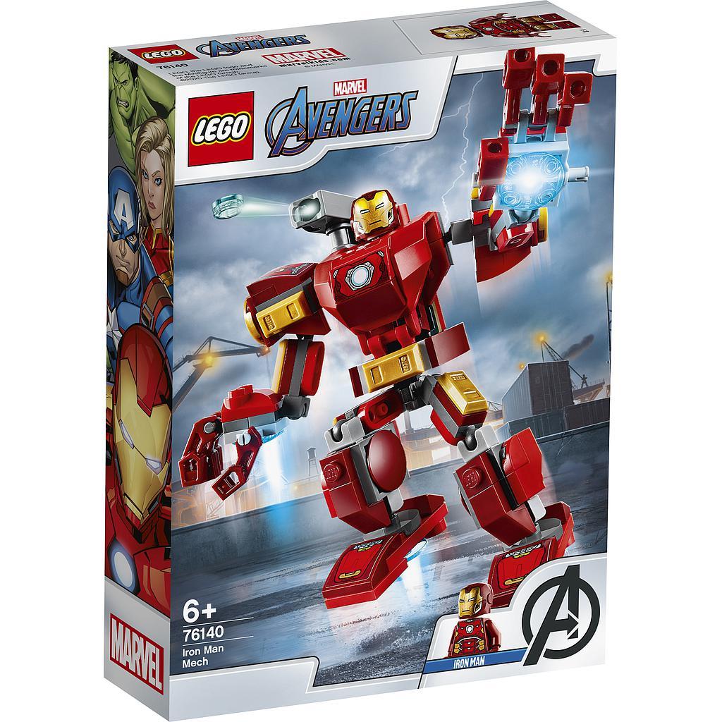 LEGO Super Heroes Iron Mani ..