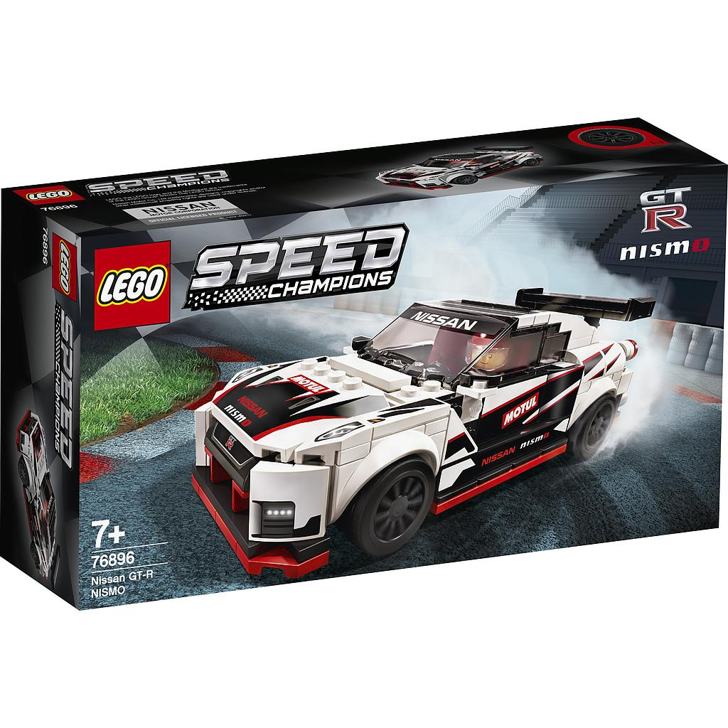 LEGO Speed Champions  Nissan G..