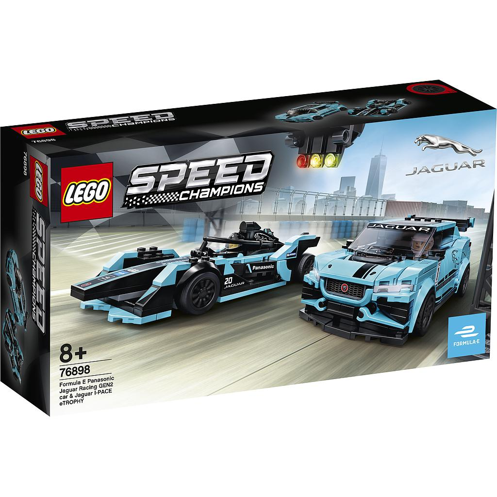 LEGO Speed Champions Formula E..