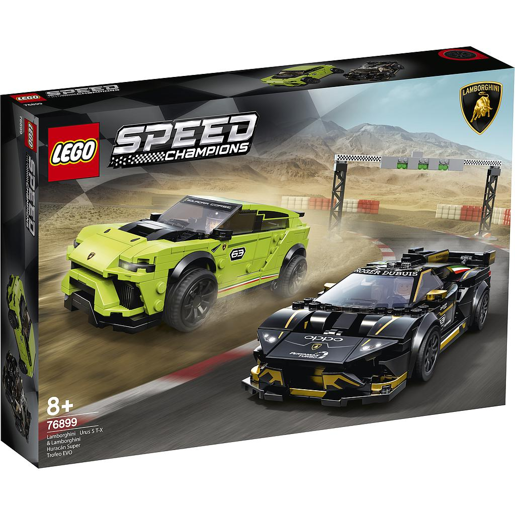 LEGO Speed Champions Lamborghi..