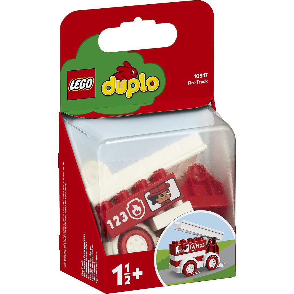 LEGO DUPLO Tuletõrjeauto