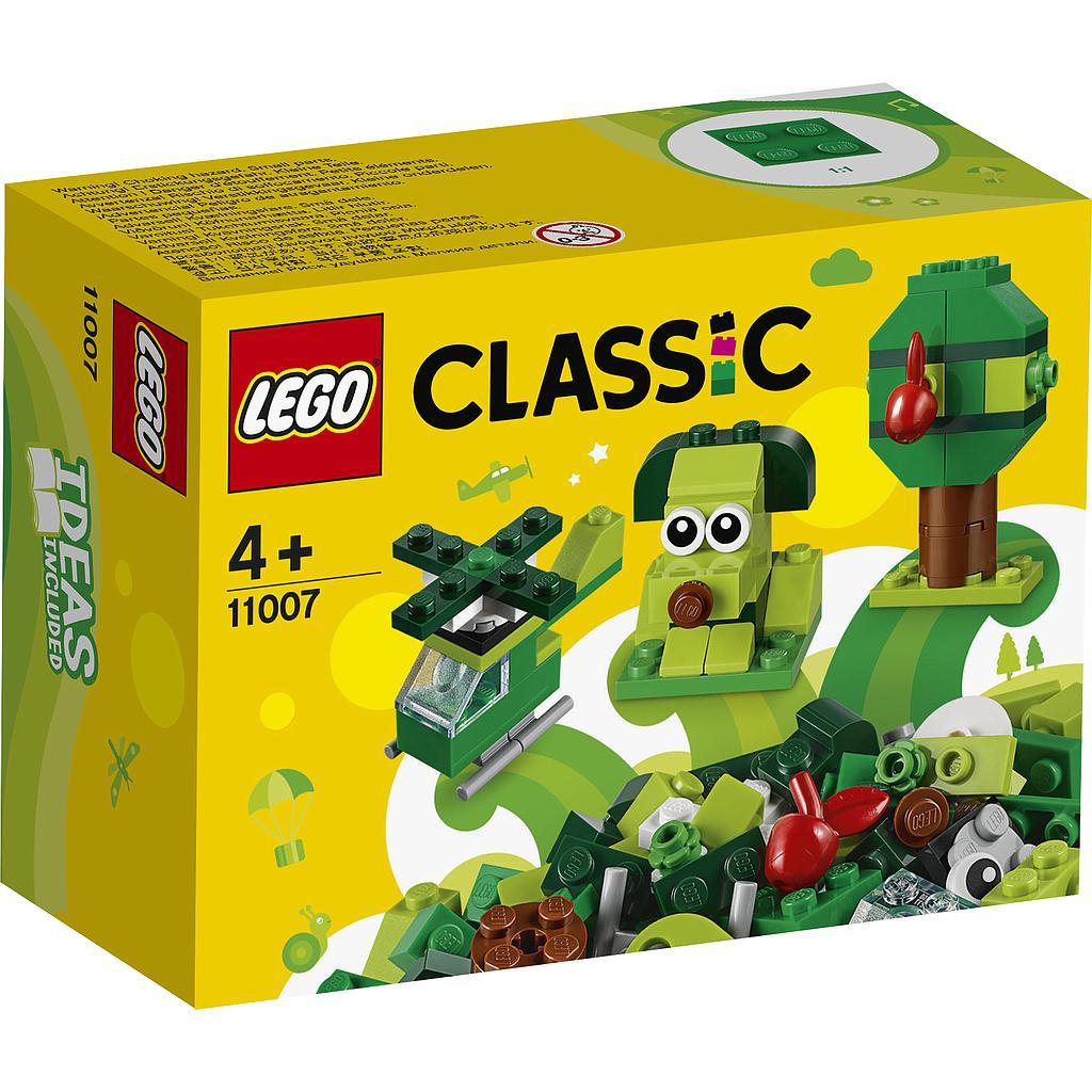 LEGO Classic Rohelised loovm&a..