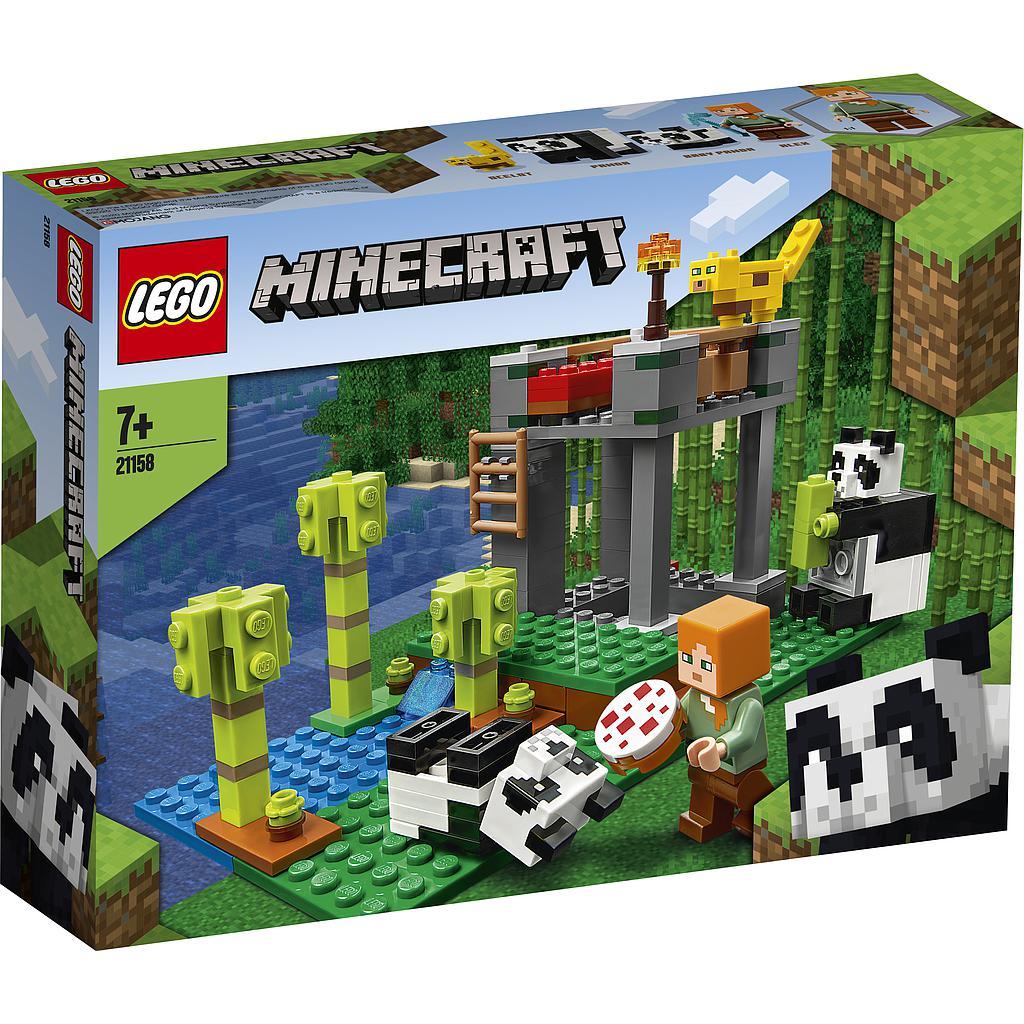 LEGO Minecraft Pandade lasteae..