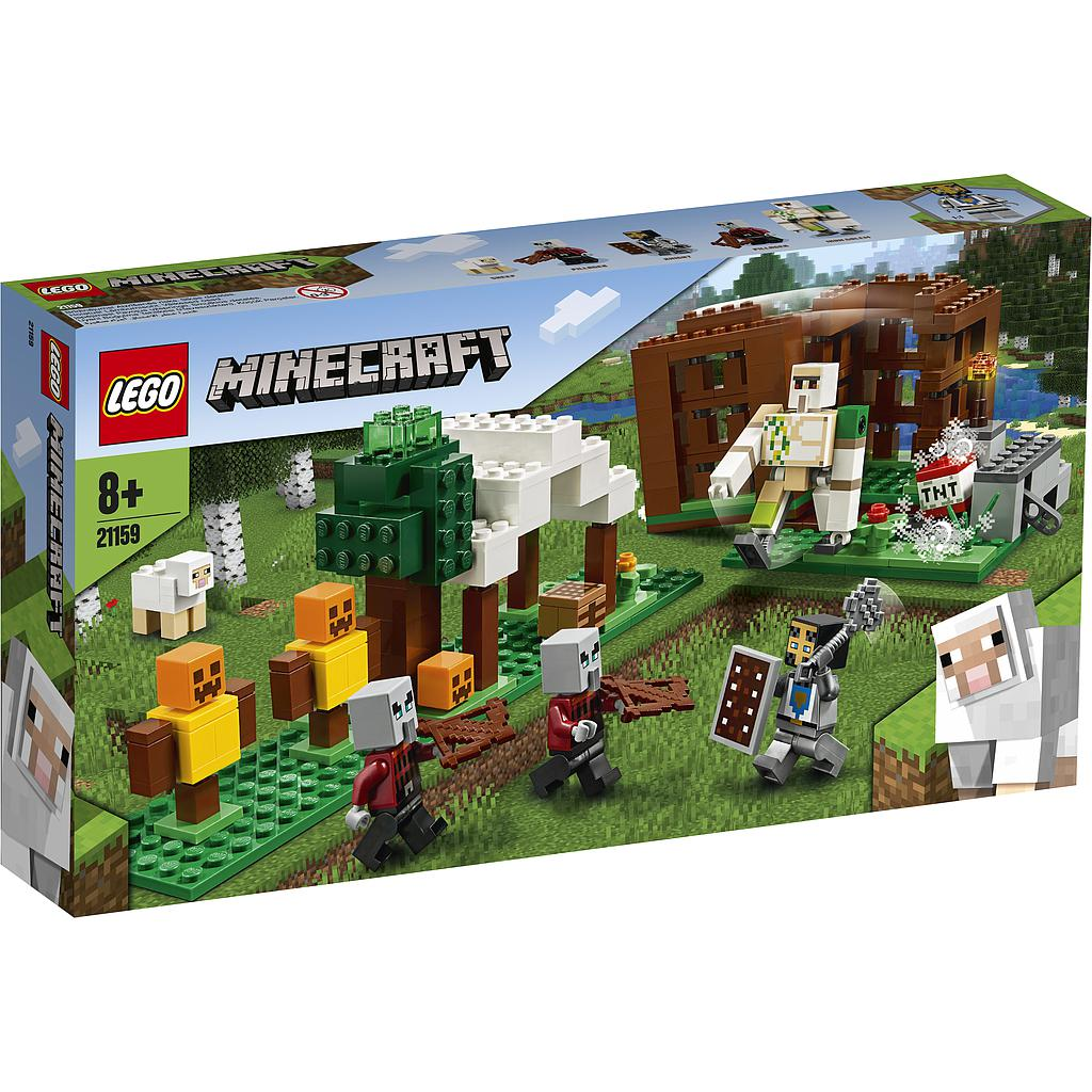 LEGO Minecraft Rüüst..