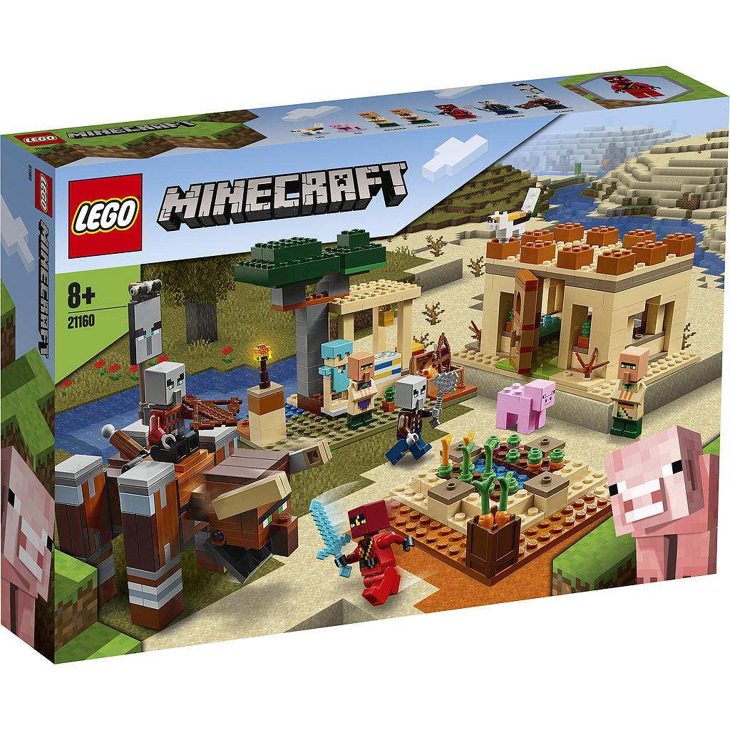 LEGO Minecraft Illageride r&ou..