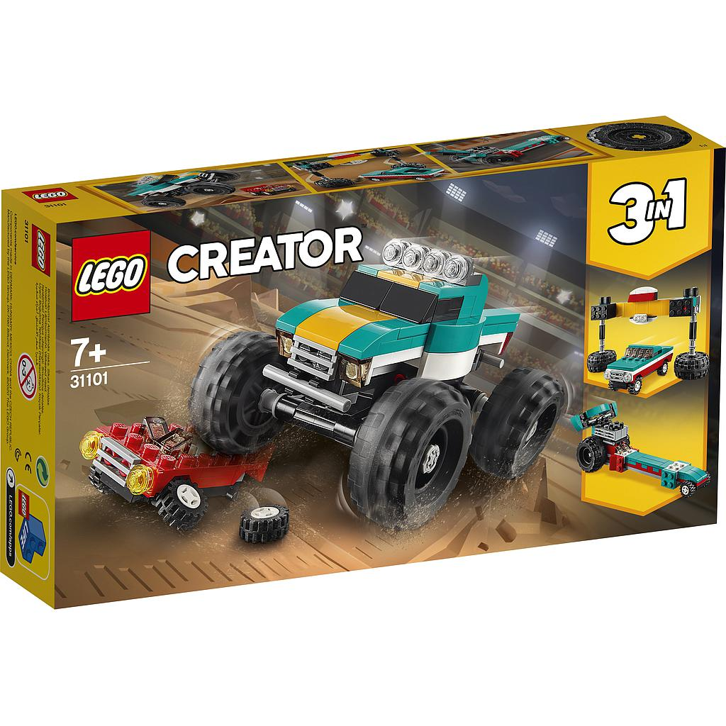 LEGO Creator Monsterauto
